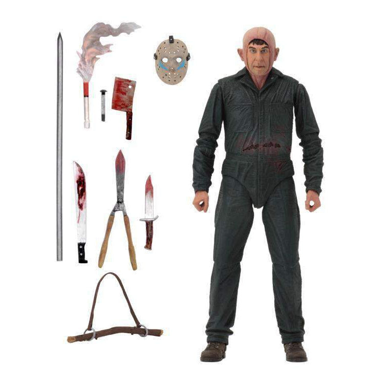 Image of Friday the 13th: A New Beginning Ultimate Roy Burns Figure