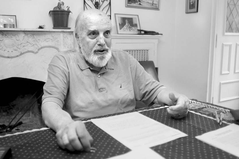 Alberto Pérez Pérez. Foto: Sandro Pereyra