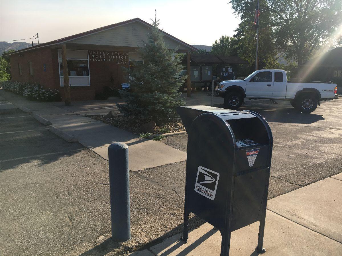 Escalante Utah Post Office