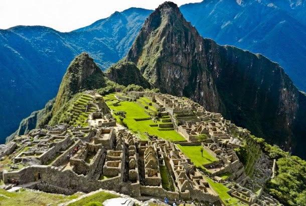 machu%2Bpichu1 - Extraña alineacion a nivel mundial de antiguas construcciones