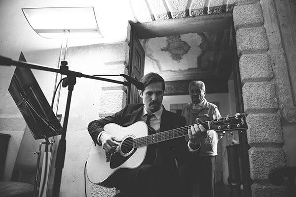 musica per il matrimonio anni 50 con cerimonia civile in Villa Balladoro