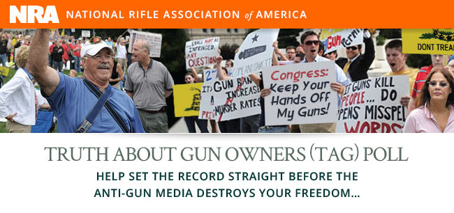 Help set the record straight before the anti-gun media destroys your freedom…