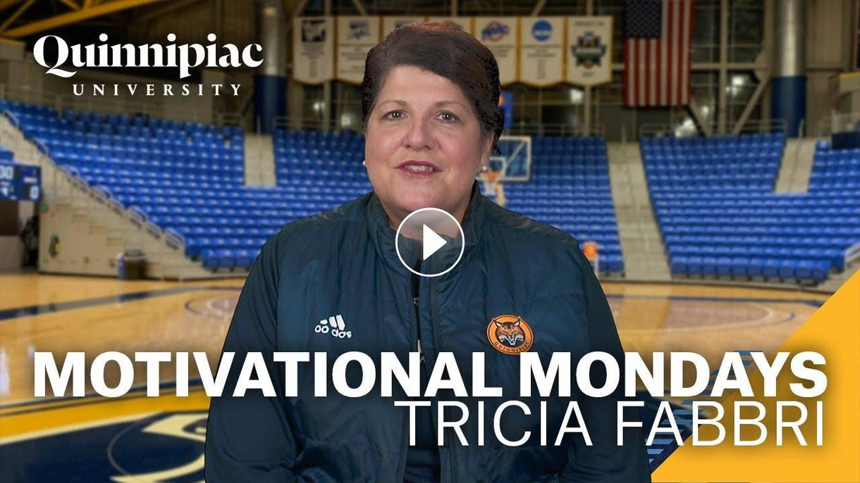 Motivational Monday with Coach Tricia Fabbri