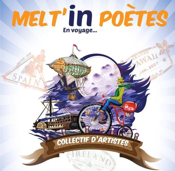 Melt'in Poètes
