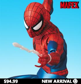 MARVEL MAFEX NO.075 SPIDER-MAN (COMIC VER.)
