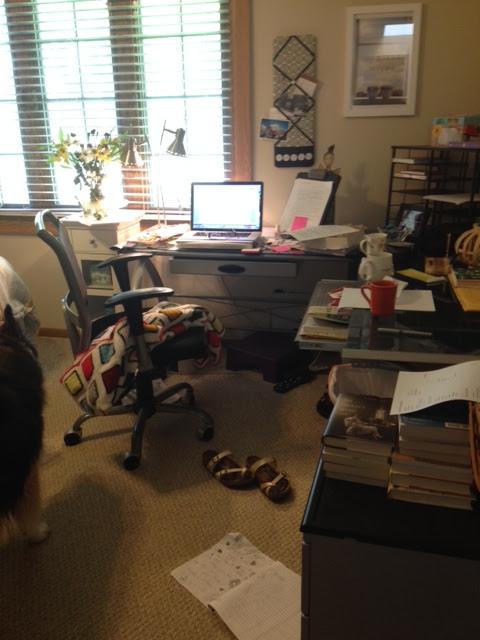 editing office