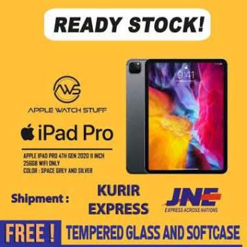 Apple iPad Pro 2020 11 Inch [256 GB/ Wifi only]