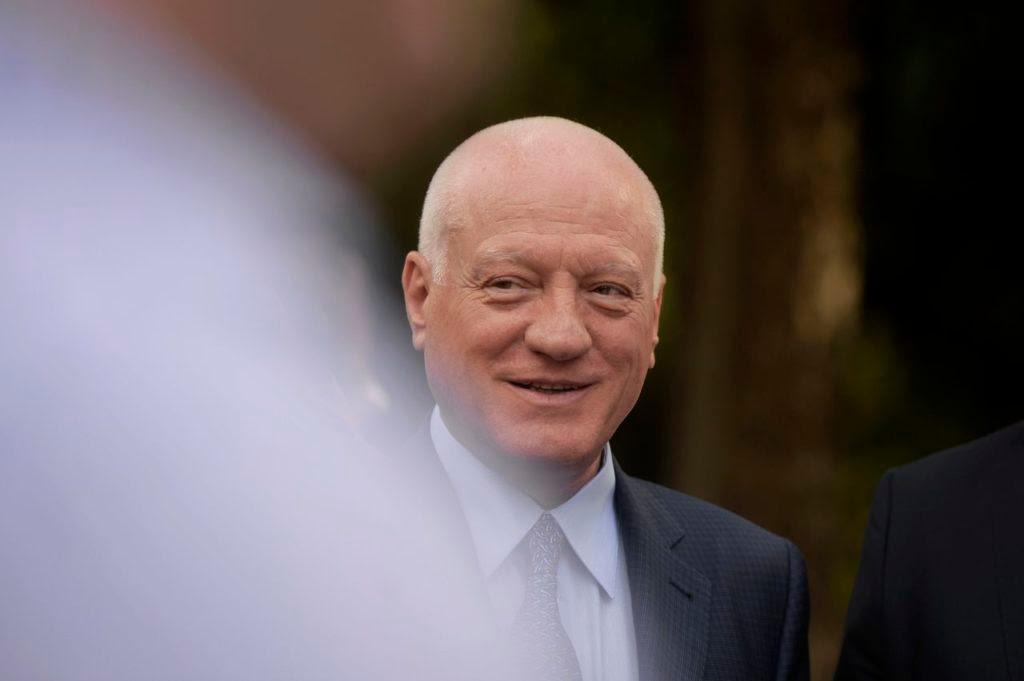 Valeriu Stoica a condus Ministerul Justiției între decembrie 1996 și decembrie 2000. Foto: Andreea Alexandru/MediafaxFoto