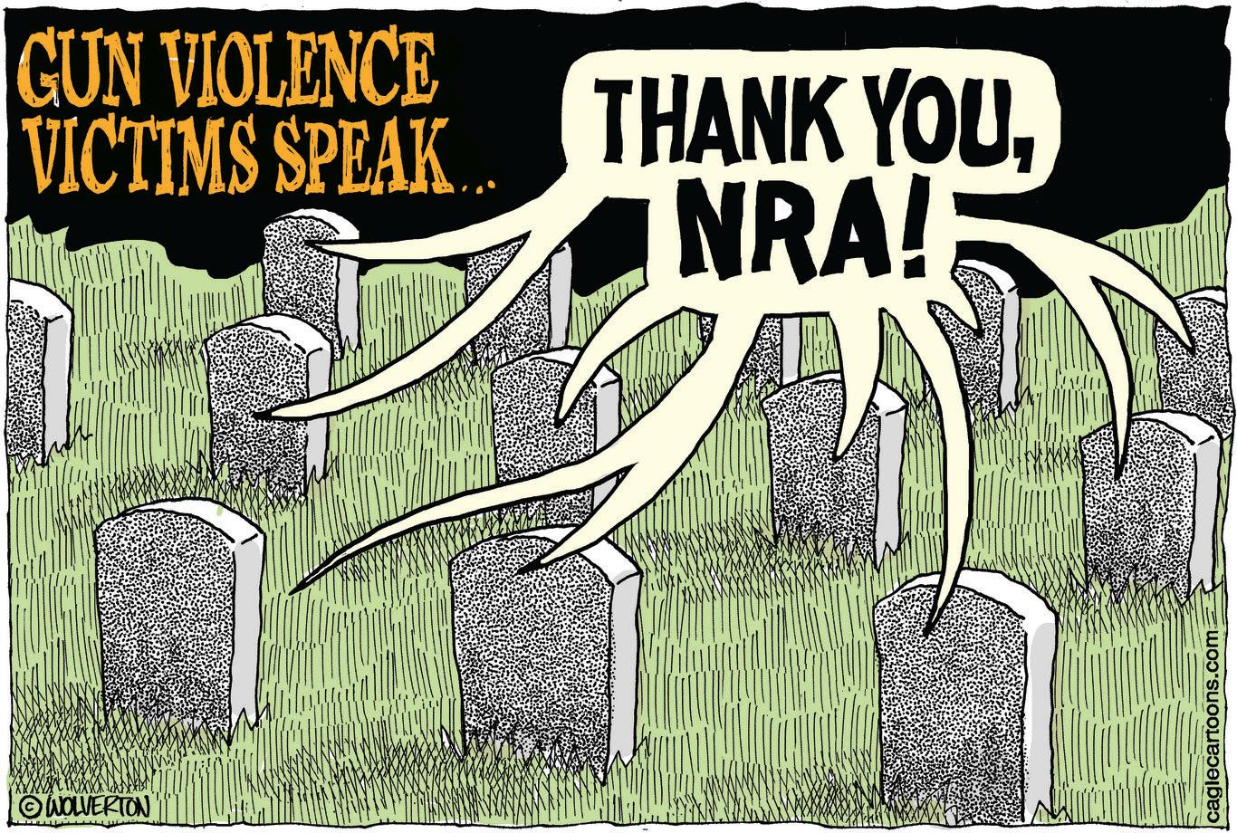 FIREARMS, WEAPONS, NATIONAL RIFLE ASSOCIATION, GUN CONTROL, MASS SHOOTINGS