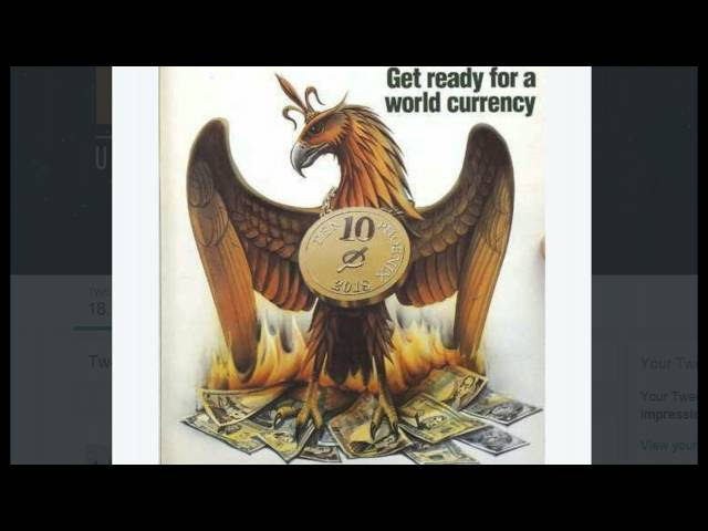 Get Ready for A World Currency: The Economist Predicts Rise of the Phoenix by 2018  Sddefault