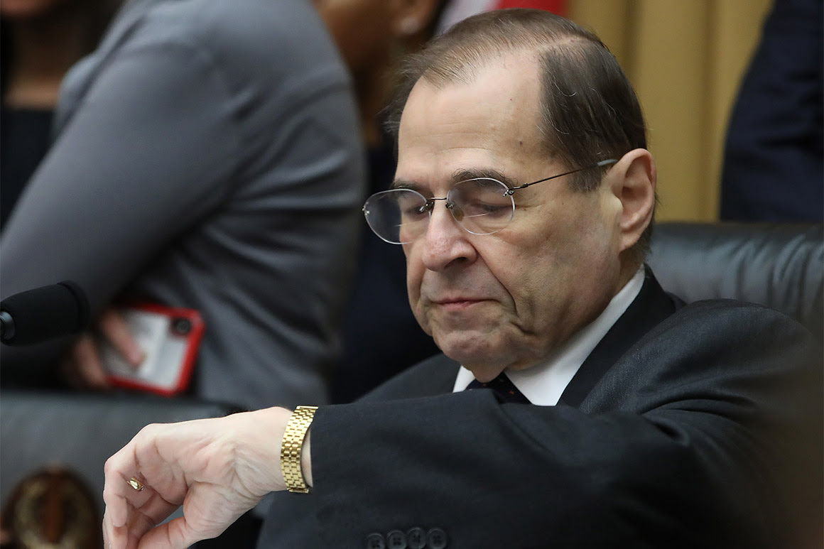 picture of Jerry Nadler