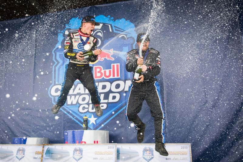 Christopher Polvoorde, Crandon World Champion, STEEL-IT, Short Course, General Tire, TIS Wheels, Red Bull, Bink Designs