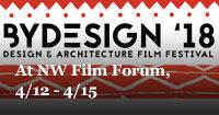 By Design '18 Design and Architecture Film Festival