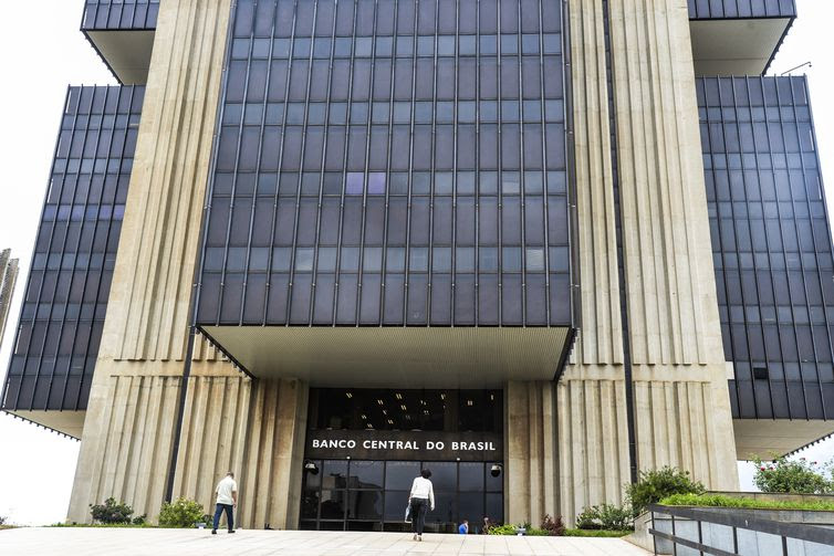 Edifício-Sede do Banco Central do Brasil em Brasília
