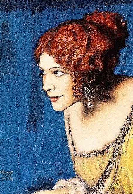 Tilla  Durieux  als   Circe  1912  -13 (455x665, 178Kb)