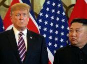 El presidente de Estados Unidos, Donald Trump, se negó a suspender las puniciones contra Corea del Norte a cambio de la entrega de capacidades nucleares.