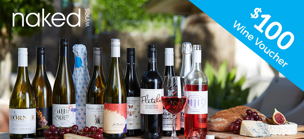 Redeem $100 Wine Voucher