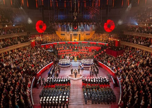 Festival of Remembrance Tickets go on sale @ The Royal Albert Hall | England | United Kingdom