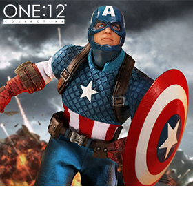ONE:12 COLLECTIVE CAPTAIN AMERICA