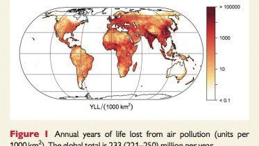 Air Pollution Pandemic