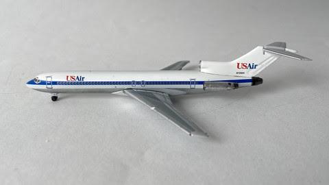 AC419734B | Aero Classics 1:400 | Boeing 727-200 US Air N720US