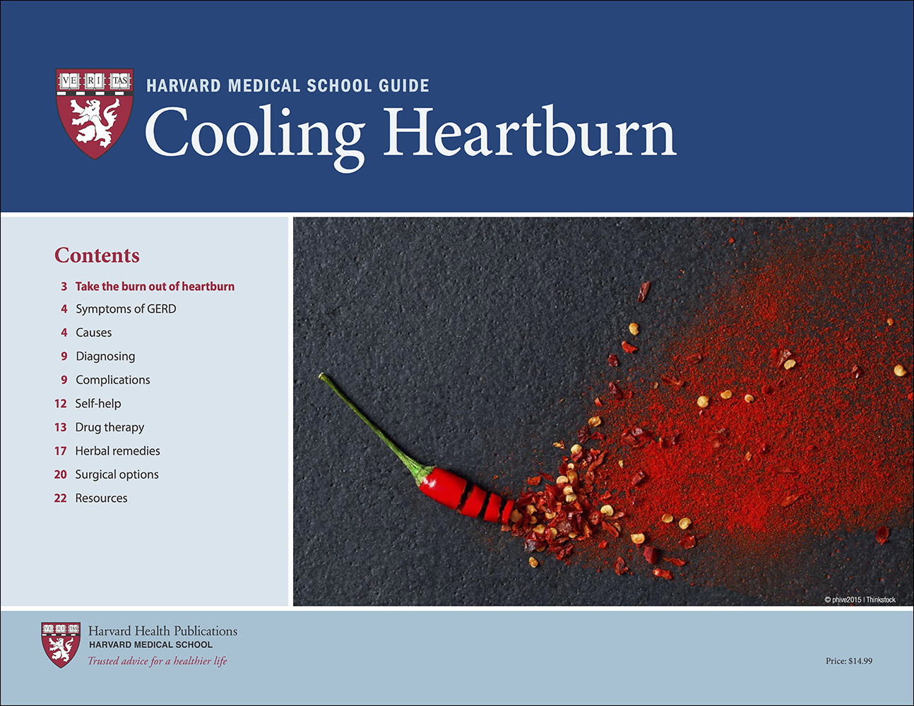 Cooling Heartburn
