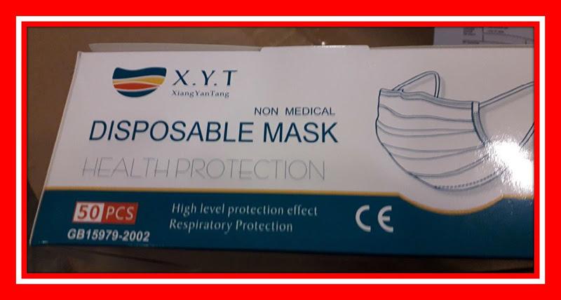 Protecția Consumatorilor (InfoCons) avertizează despre masca periculoasă pentru sănătate. Alertă europeană! 15