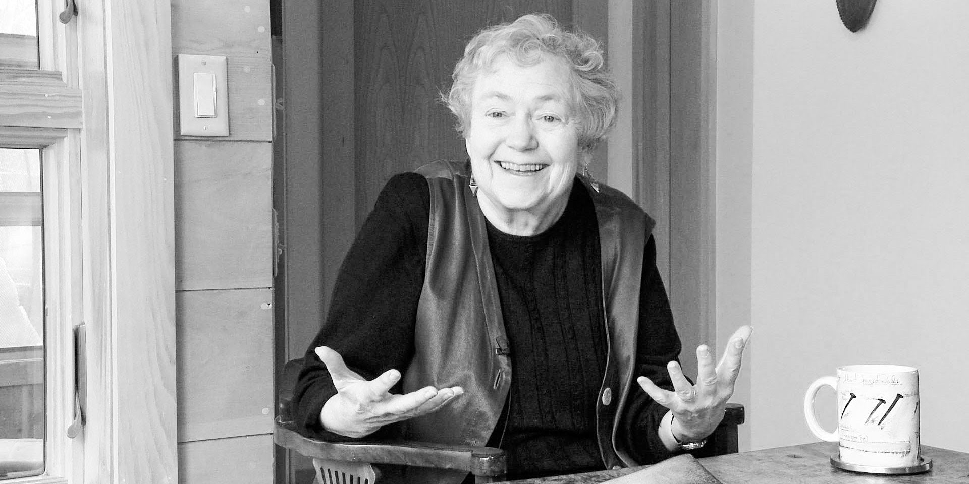 ASC Series #7: Partial Memories of Mary Catherine Bateson - Nora & Sevanne