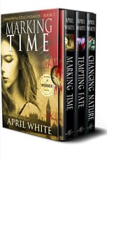 The Immortal Descendants Box Set: Books 1–3