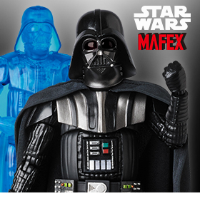 MIRACLE ACTION DARTH VADER FIGURES