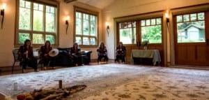 Shamanic Sound Intensive Spring 2018 @ Hidden Lake Retreat | Eagle Creek | Oregon | United States