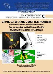 poster workshop 26 feb civil law