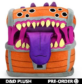Dungeons & Dragons Plush