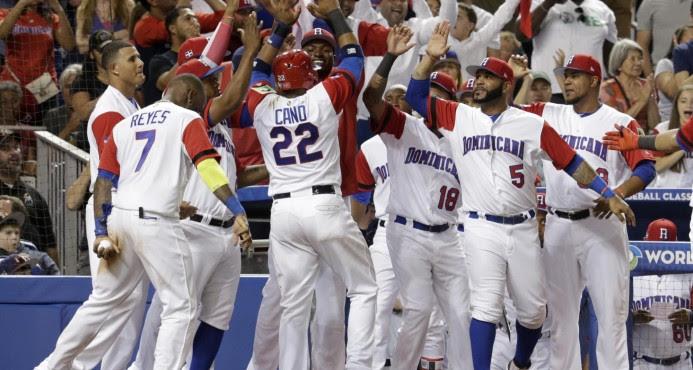 Dominicanos siguen mostrando poderío en el Clásico Mundial; vencen a EE.UU