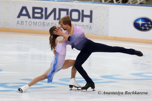 olympic ice skaters