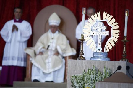 Canonización del misionero español Fray Junípero Serra que evangelizó en los Estados Unidos
