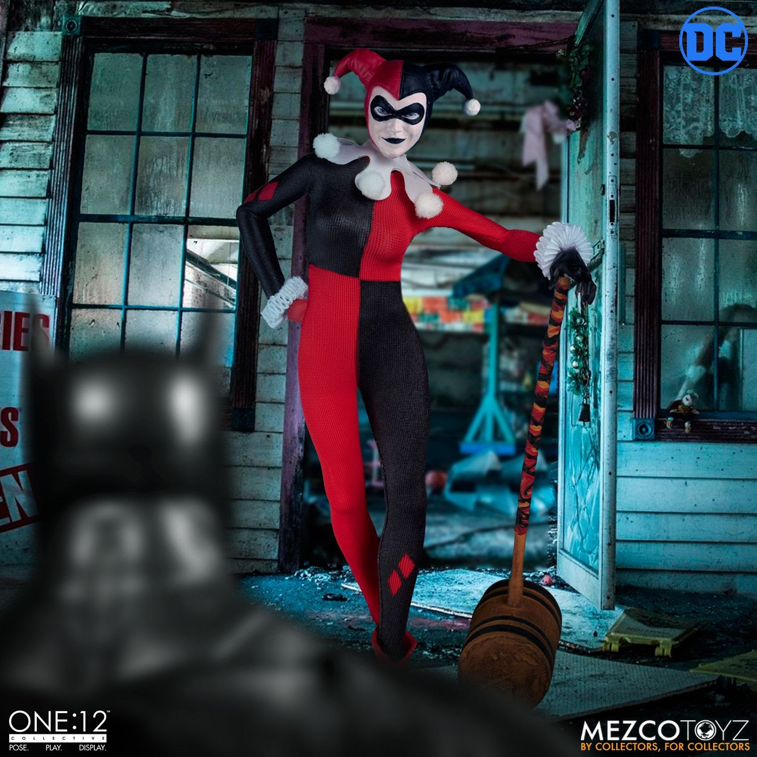 Image of One:12 Collective Harley Quinn - Deluxe Edition