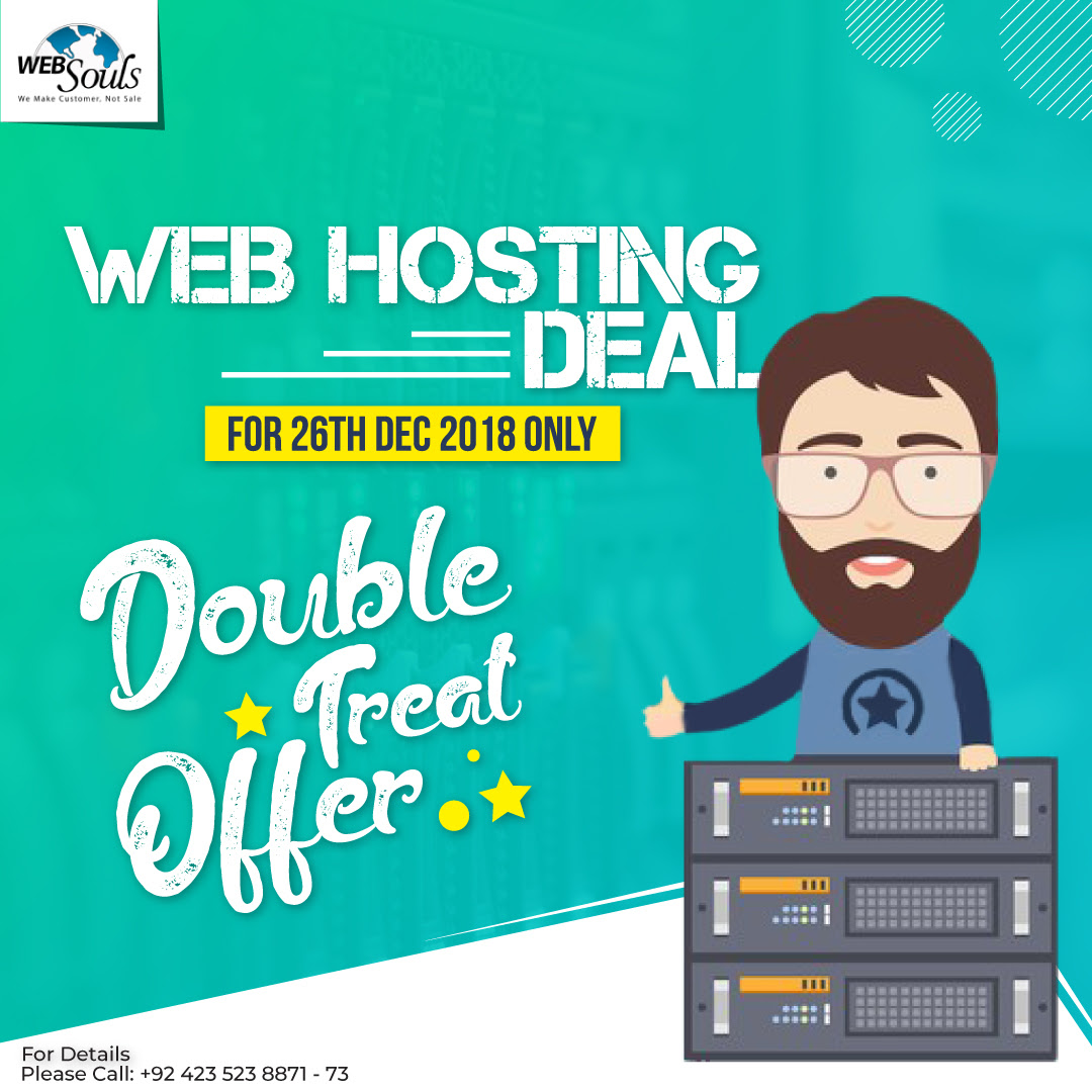 Web Hosting Special Offer 2019