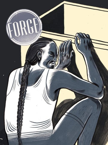 FORGE. Issue 15: Union cover