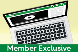 Save your seat in the member-exclusive webinar
