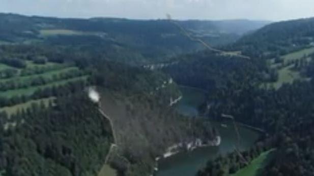 Découverte : au fil de l'eau dans les gorges du Doubs