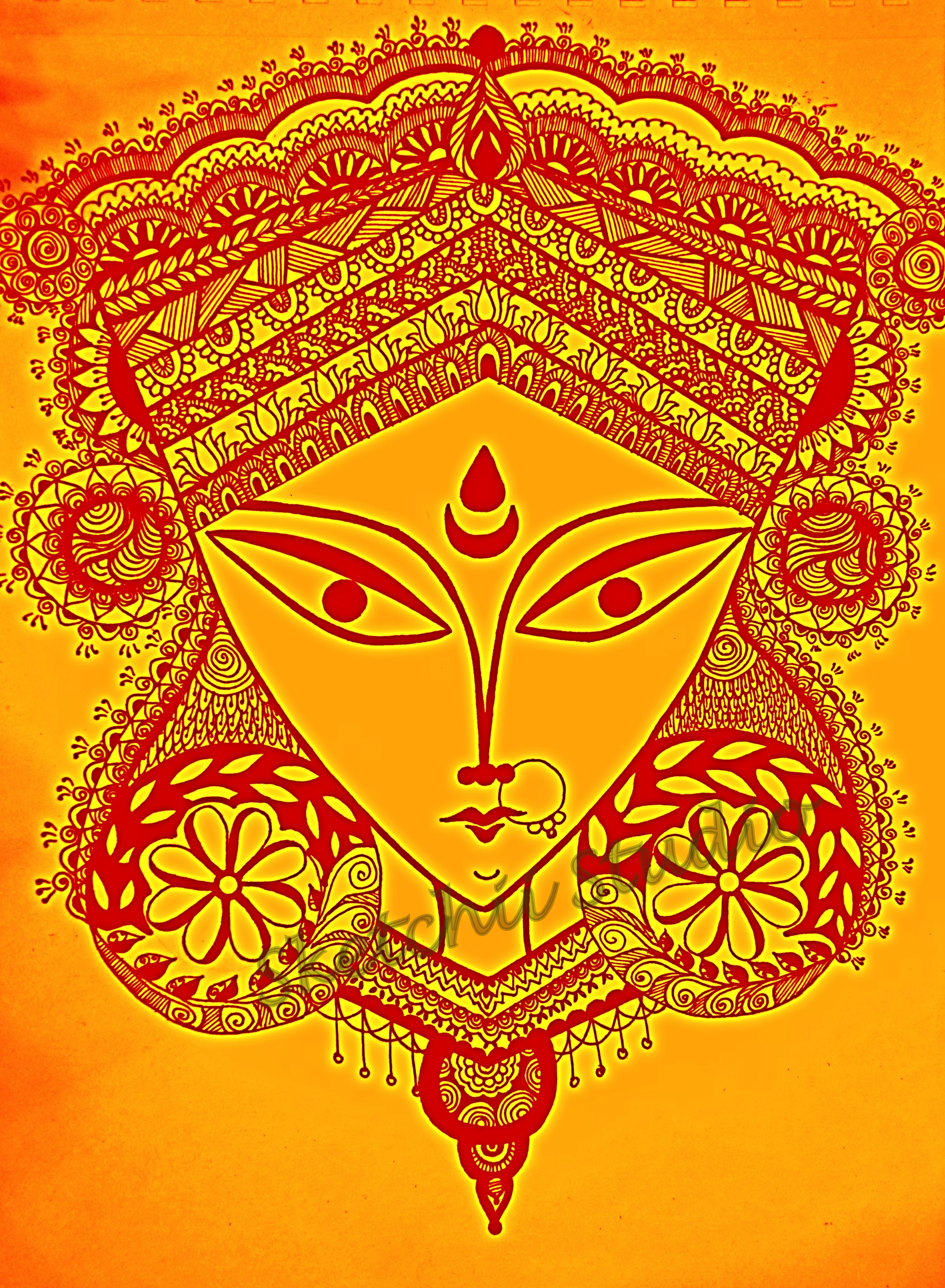 Image result for maa durga