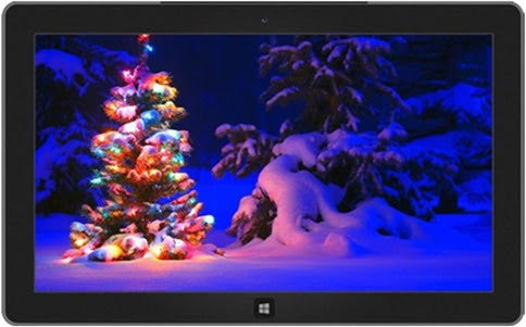 5 Christmas Themes for Windows 8, windows special, Windows 8, Themes, Christmas