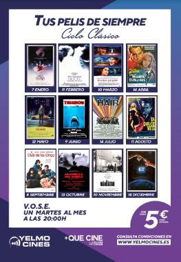 Comienza El Ciclo De Clasicos Imprescindibles De Yelmo Cines Que
