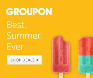 Groupon Summer Deals