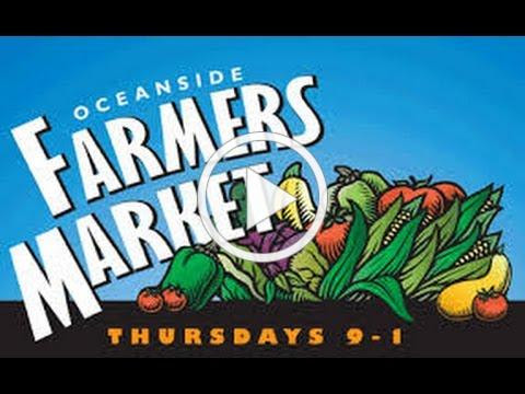 Mainstreet Oceanside's Certified Farmer's Market