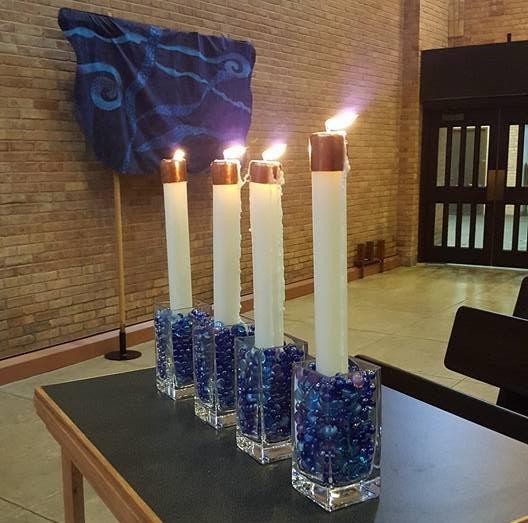 Advent in Augustana's Sanctuary