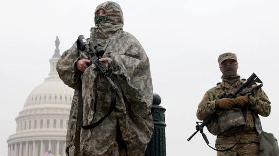 Congressmen: Swamp Pushing Fake #QTard Threat To Keep DC Under 'Occupation' Image-477
