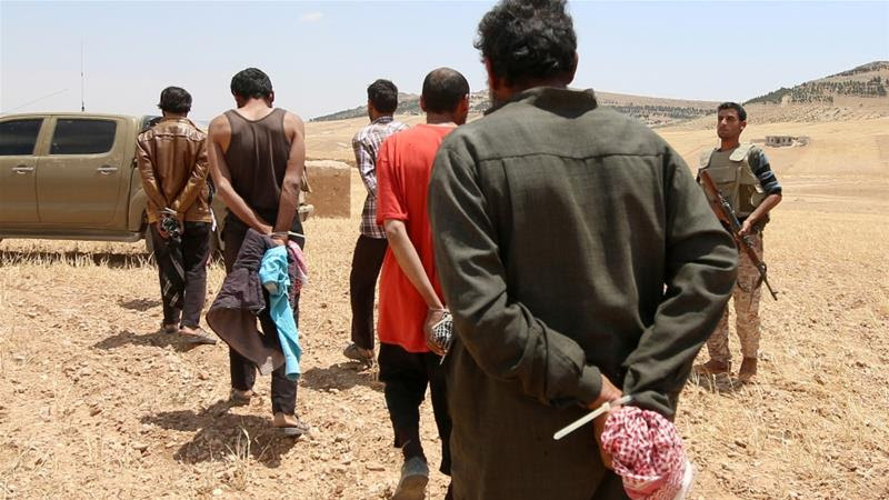 Turkey has nearly 1,200 foreign members of ISIL in its custody, officials say [File: Rodi Said/Reuters]