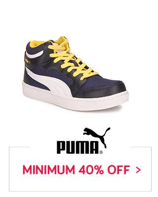 Puma- Men's Footwear